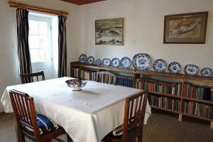 Suaeda Cottage Dining Room