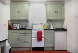 Suaeda Cottage Kitchen*