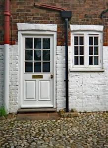 Hall Door, Martin Smith